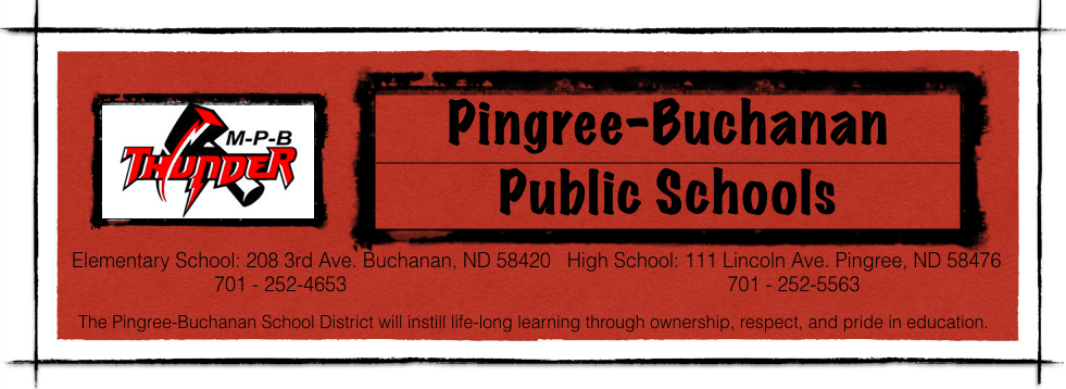 Pingree-Buchanan Public Schools